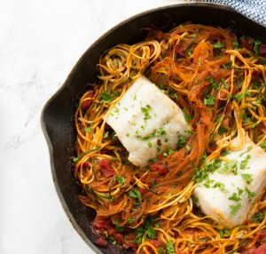 Family Favorite Seafood Pasta Recipes