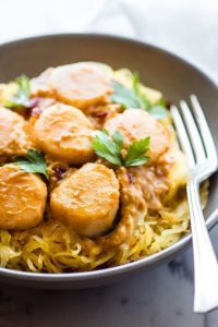 seafood-pumpkin-spaghetti-squash-pasta-paleo-700x1050