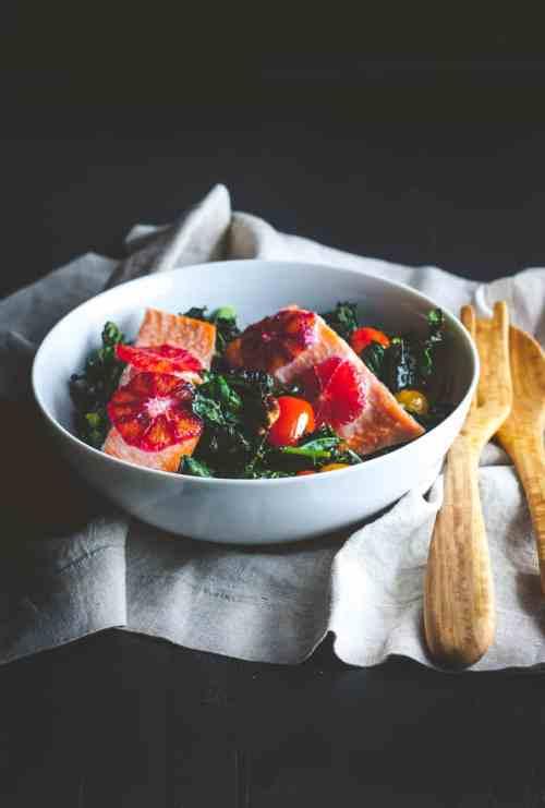 Salmon Detox Salad