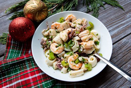 feast of the seven fishes recipes