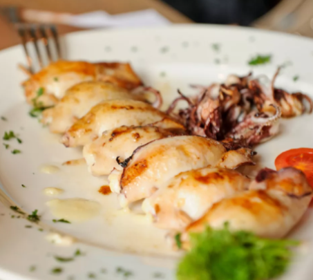 calamari recipes
