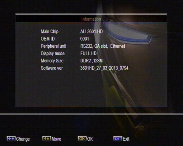 Skybox f3 HD