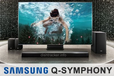 What is Q-Symphony on Samsung TVs