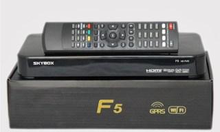 Skybox f5 HD