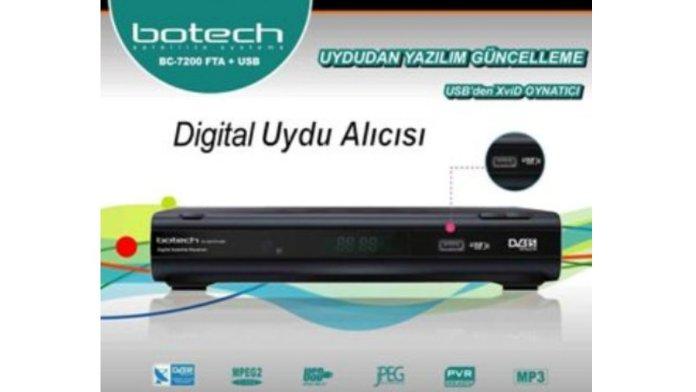 BOTECH BC 7200 FTA + USB