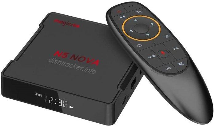 Magicsee N5 Nova, multifunctional TV box