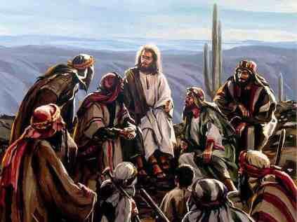 """Почему к Богу обращаемся на """"Ты"""", а к людям на """"Вы"""" ?"""
