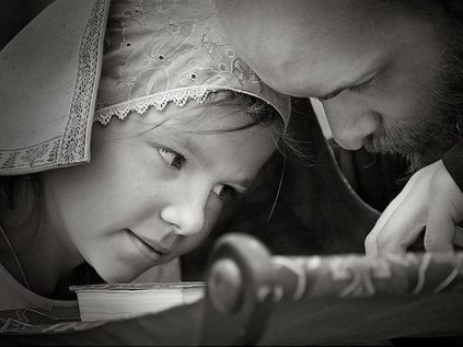 Как подготовить ребенка к первой исповеди