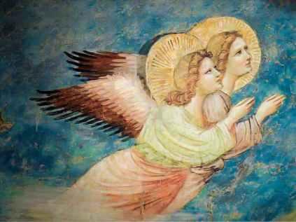 Сколько ангелов у христианина?