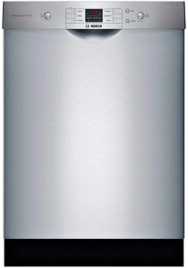 Bosch 100 Series dishwasher review