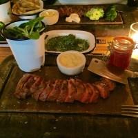 Steak @ Flat Iron