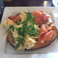 Breakfast @ Sawmill Cafe, Stratford