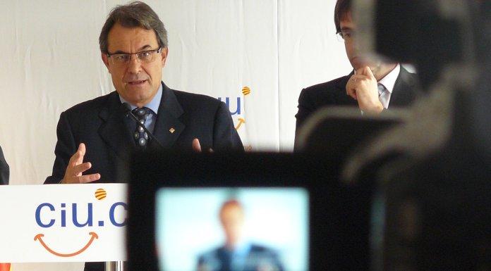 La detención de Puigdemont y la vuelta de Artur Mas