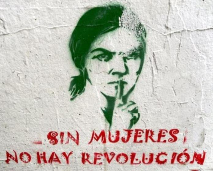 """Iniciativa """"no sin mujeres"""": ¡muera la inteligencia!"""