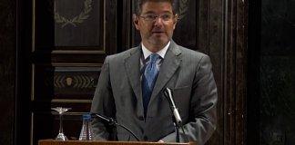 Rafael Catalá, un ministro de Injusticia