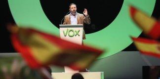 La extrema derecha y Vox