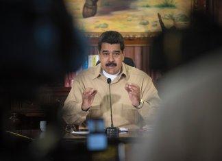 """Maduro y """"la izquierda divina"""""""