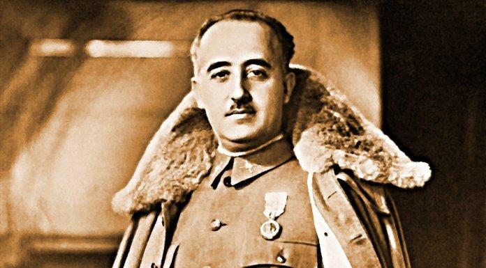 ¿Desde cuándo fue Franco jefe del estado?