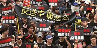 Hong Kong marca el camino contra la dictadura china
