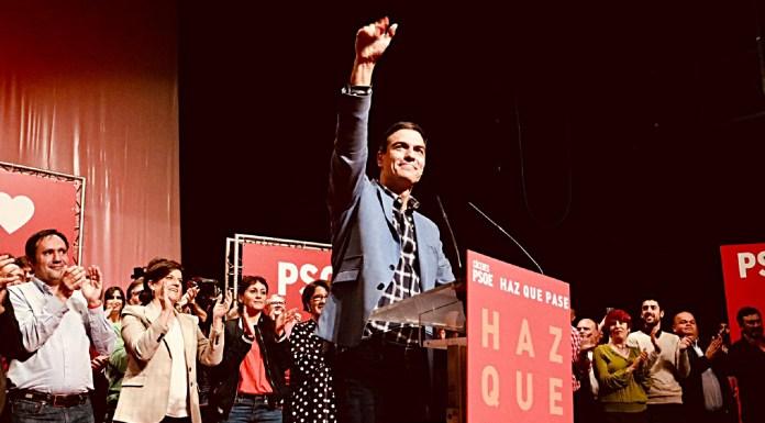 España, sin argumentos y con sus líderes