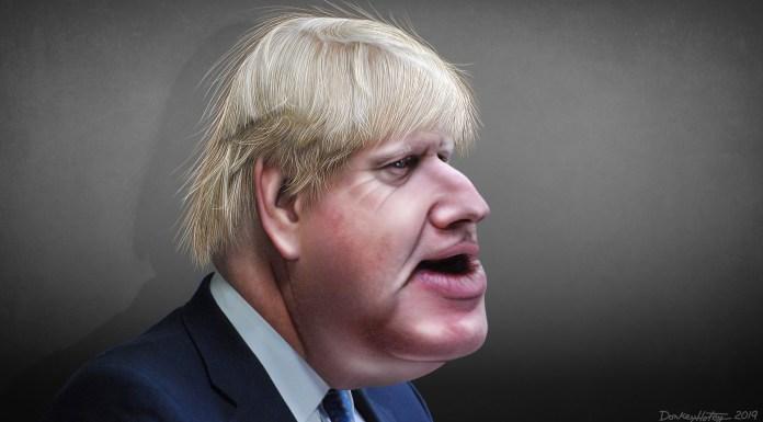 Boris Johnson, los tulipanes y el garbanzo contador
