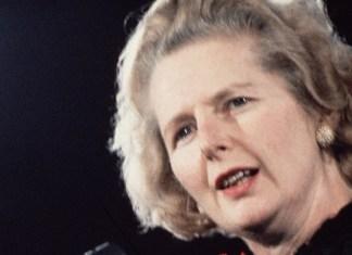 Thatcher y los liliputienses