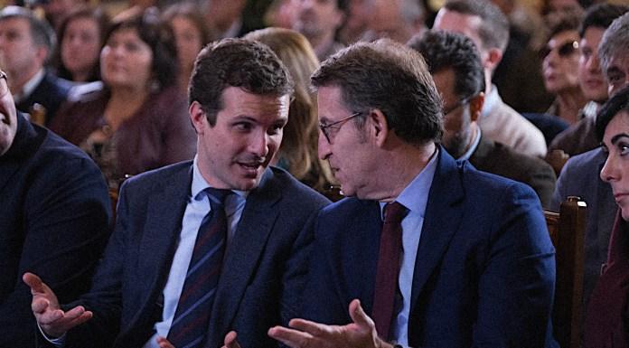 La catarsis de la derecha española
