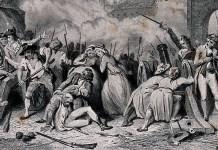 El prestigio de la violencia política