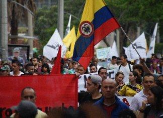 ¿A quién le gritas, Colombia?