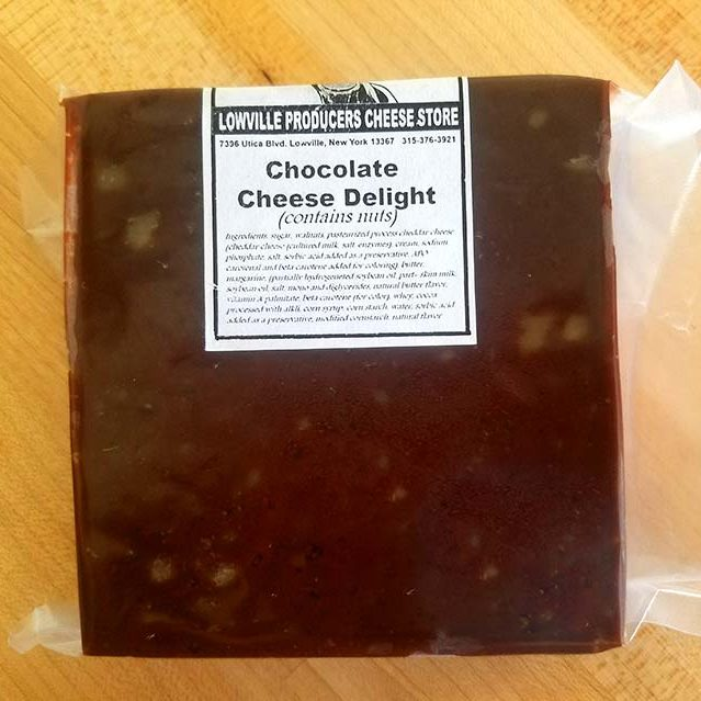 Chocolate Cheese Delight – Lowville Producers Dairy