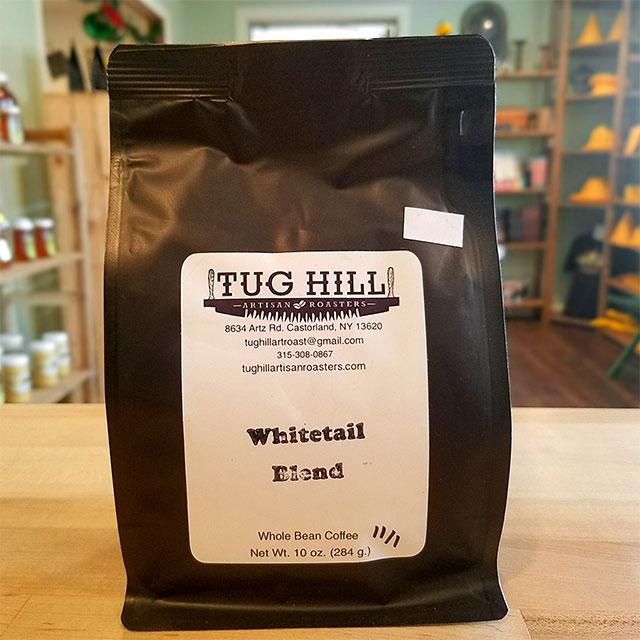 Coffee (Whitetail Blend) – Tug Hill Artisan Roasters