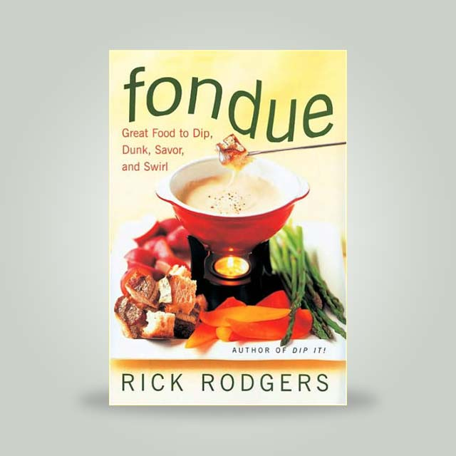 "Book, ""Fondue"" by Rick Rodgers"