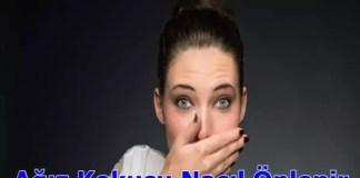ağız kokusu neden olur