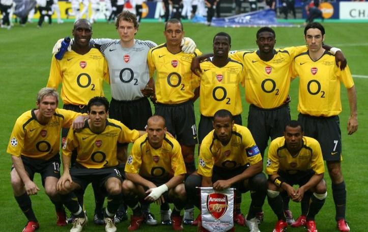 European Football - UEFA Champions League - Final - FC Barcelona v Arsenal