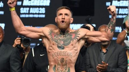 Image score for Conor McGregor: UFC Fighter Michael Chiesa to Sue Irishman Over Bus Attack