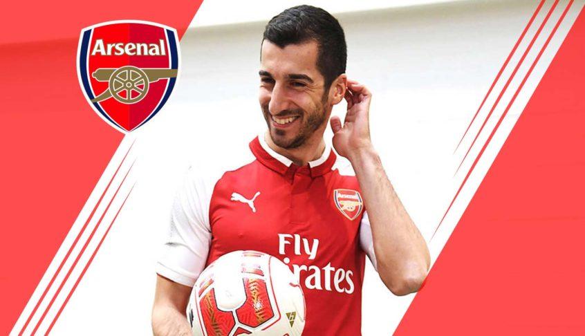 Henrikh Mkhitaryan to miss Arsenal's trip to Qarabağ because Armenians are banned from entering Azerbaijan.