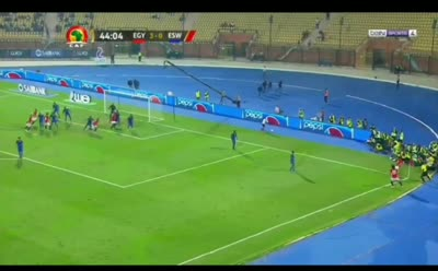 Watch Mo Salah's outrageous Goal for Egypt (video)