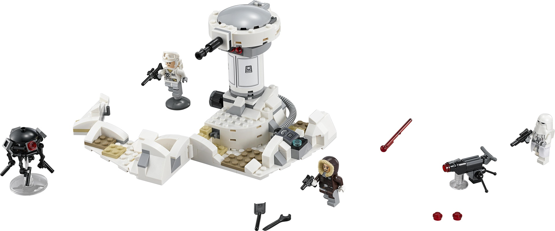 Two New Star Wars Lego Sets Coming In
