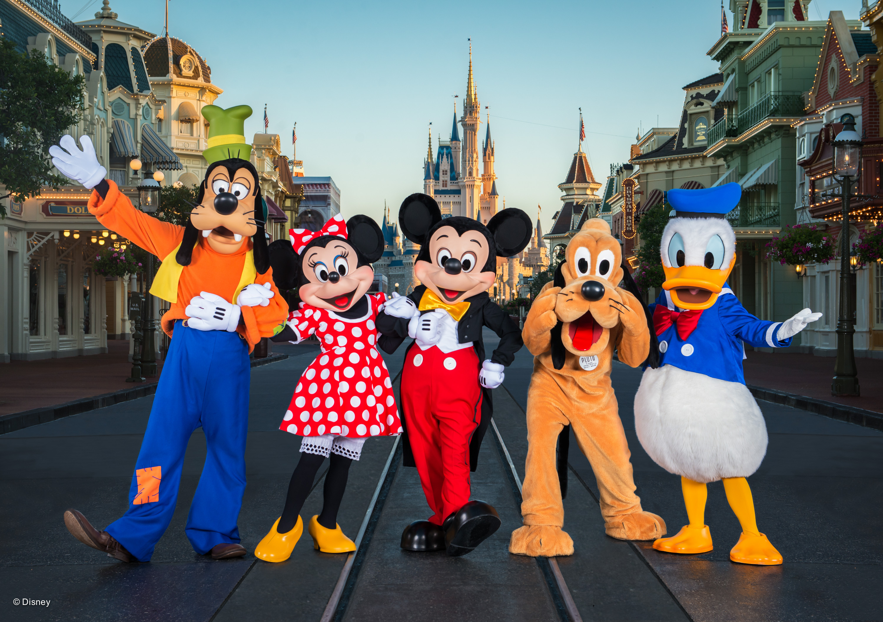 Vacation Packages For Walt Disney World Available Now