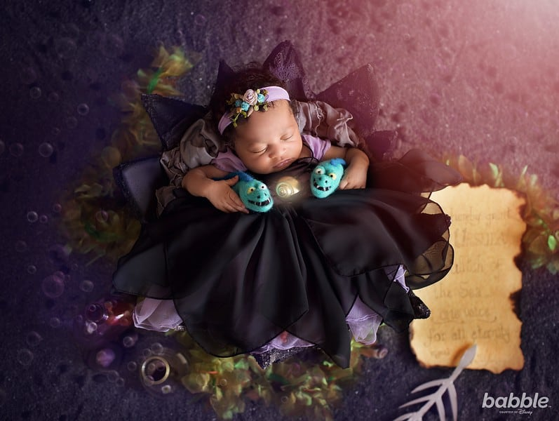 Disney Transformed Babies Into Villains From Our Favorite