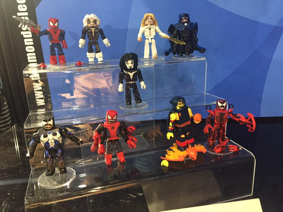 Closer Look At Upcoming Marvel Minimates From Diamond
