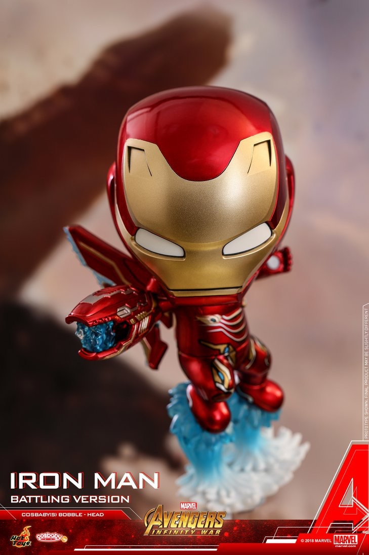 More Avengers Infinity War Cosbaby Bobble Heads Coming Soon Disney