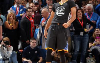 Stephen Curry: The Antidote to America's Anger Problem