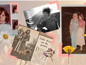 1980s Prairie revival snapshots