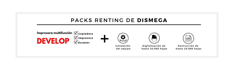 Empresa renting impresoras galicia