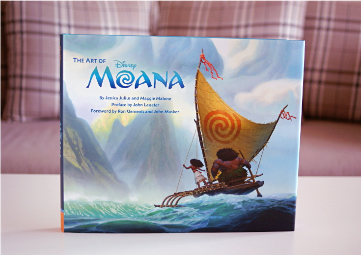 The art of Moana Vaiana