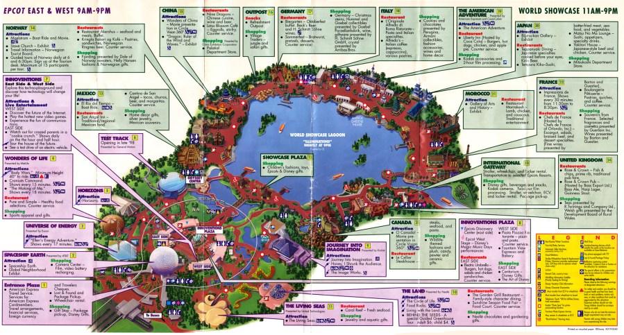 walt disney orlando map » Full HD MAPS Locations - Another World ...