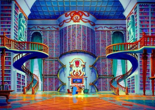 Image result for belle library
