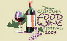 Disney's California Food & Wine Festival 2009