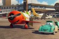 【迪士尼電影版卡通】飛機總動員